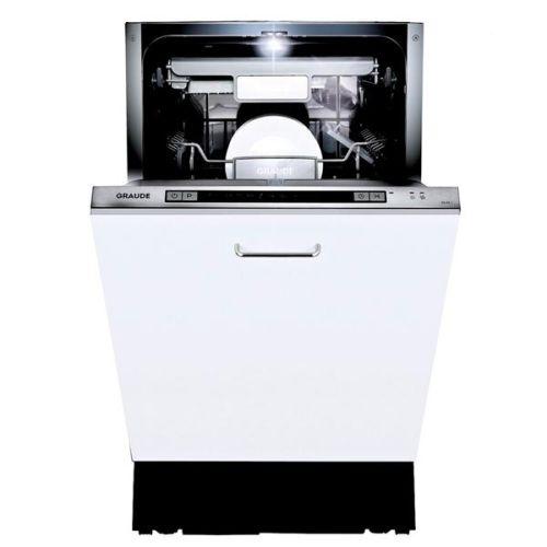 Встраиваемая посудомоечная машина GRAUDE VG 45.1 белый фото