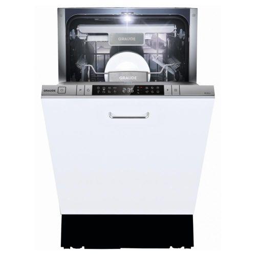 Встраиваемая посудомоечная машина GRAUDE VG 45.2 S белый фото