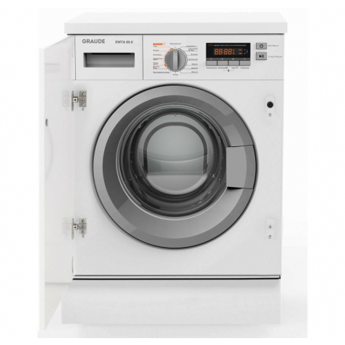 Встраиваемая стиральная машина GRAUDE EWTA 80.0 белый фото