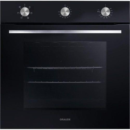 Электрический духовой шкаф GRAUDE BE 60.2 S чёрный фото