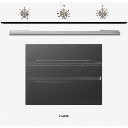 Электрический духовой шкаф GRAUDE BE 60.2 W белый фото