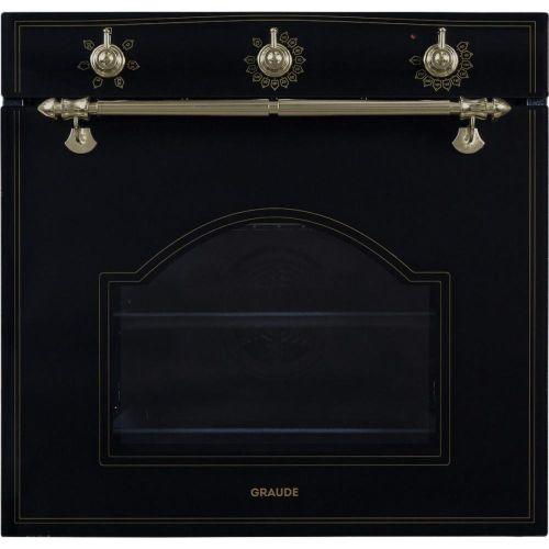 Электрический духовой шкаф GRAUDE BK 60.2 S чёрный фото