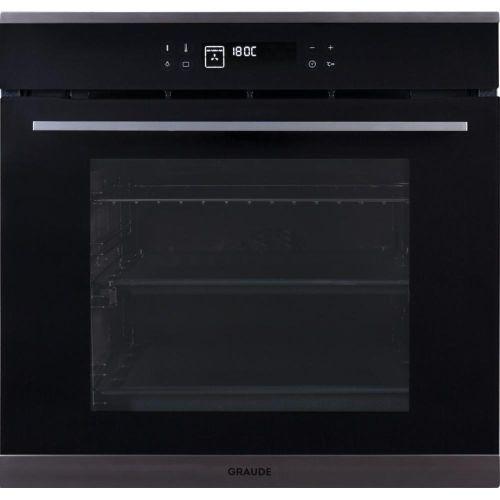 Электрический духовой шкаф GRAUDE BM 60.2 E чёрный фото
