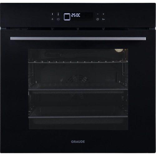 Электрический духовой шкаф GRAUDE BM 60.2 S чёрный фото