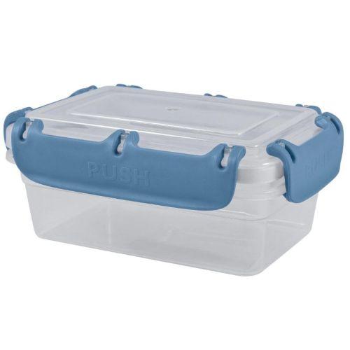 Контейнер пищевой ПластТим BERGEN 0,8 л. (PT1043ТГ-15) голубой фото