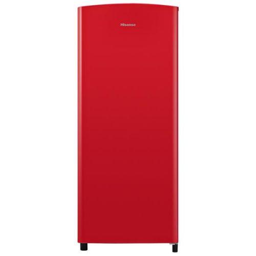 Холодильник Hisense RR-220D4AR2 красный фото