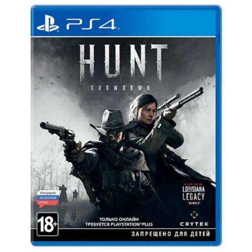 Игра для Sony PS4 Hunt: Showdown, русская версия фото