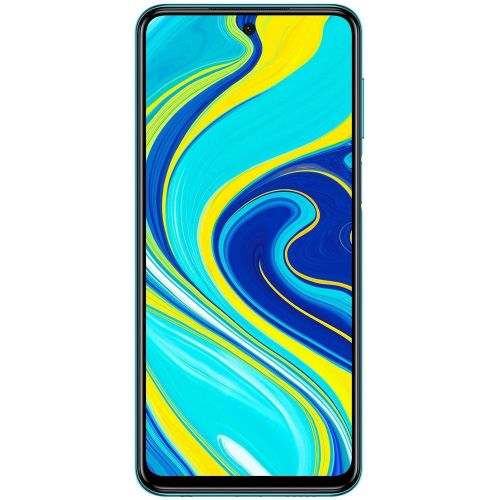 Смартфон Xiaomi Redmi Note 9S 4/64GB blue фото