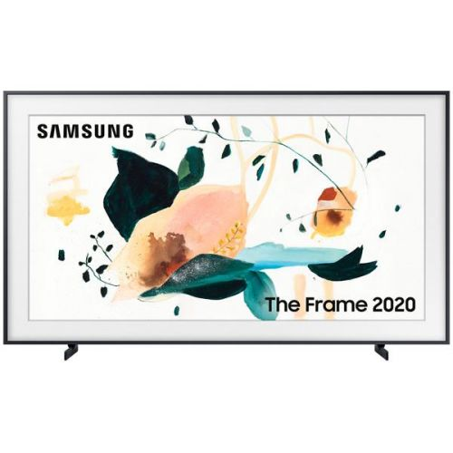 Телевизор Samsung QE50LS03TAUXRU чёрный