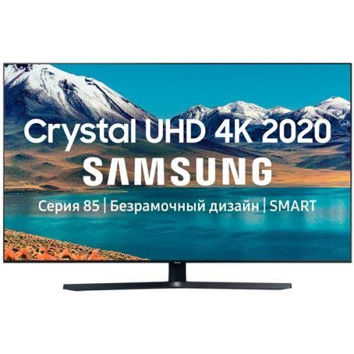 Телевизор Samsung UE43TU8500UXRU чёрный
