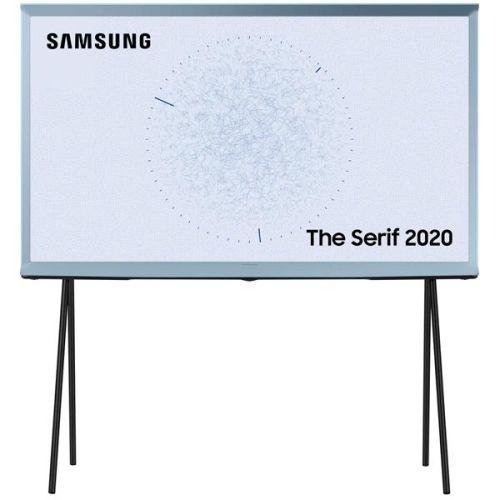 Телевизор Samsung The Serif QE55LS01TBU (2020) фото