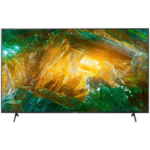 Телевизор Sony KD-65XH8096BR2 чёрный черного цвета