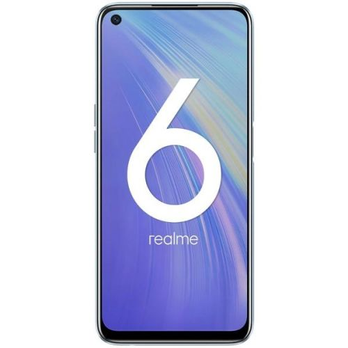 Смартфон Realme 6 4/128Gb white фото