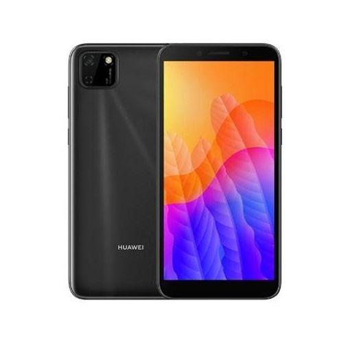 Смартфон Huawei Y5p black черного цвета