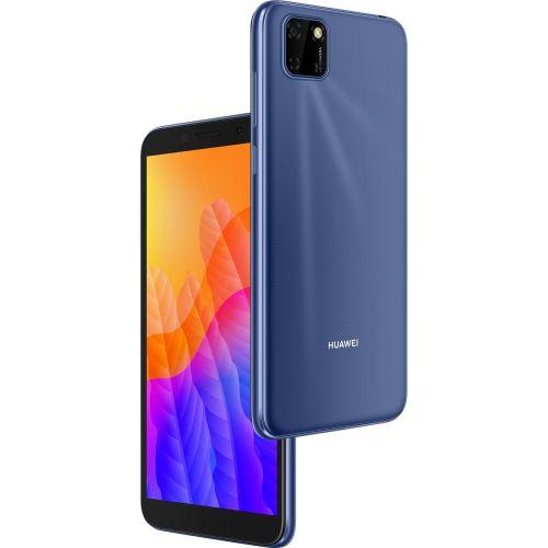 Смартфон Huawei Y5p blue фото