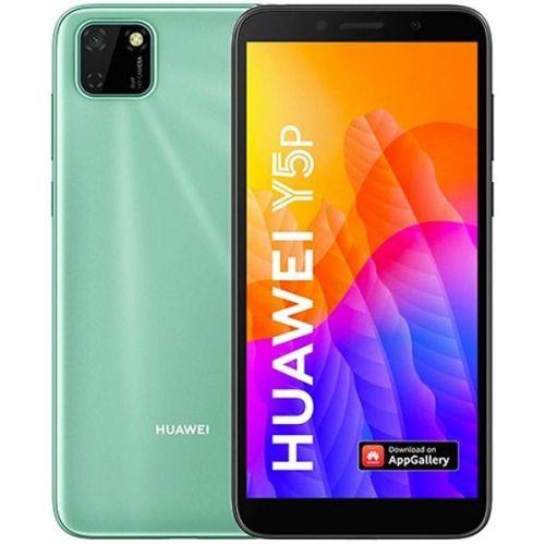Смартфон Huawei Y5p Green фото