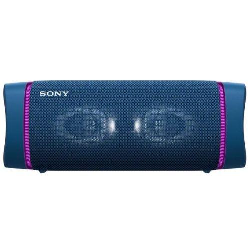 Портативная колонка Sony SRS-XB33L синий синего цвета