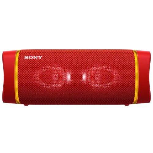 Портативная колонка Sony SRS-XB33R красный красного цвета
