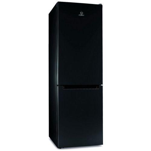 Холодильник Indesit DS 4180 B чёрный черного цвета