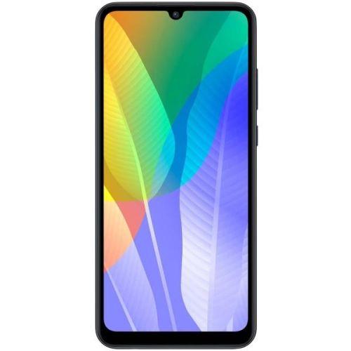 Смартфон Huawei Y6 P (2020) black черного цвета