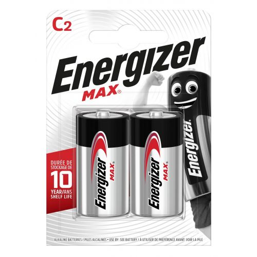 Батарейка Energizer Base LR14 FSB2