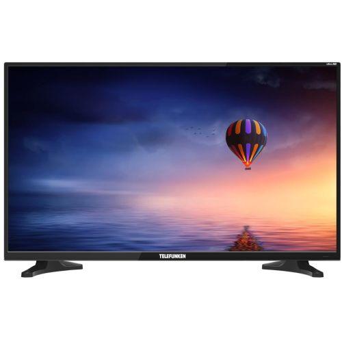 Телевизор Telefunken TF-LED50S53T2SU чёрный черного цвета