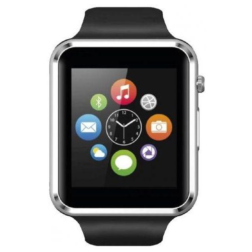 Умные часы Geozon RAY чёрный черного цвета