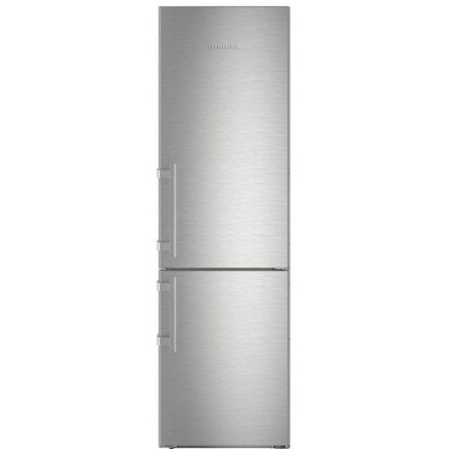 Холодильник LIEBHERR CBNef 4835 серебристый фото