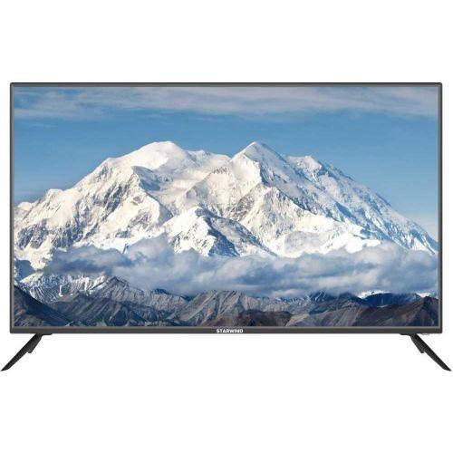 Телевизор Starwind SW-LED55UA402 чёрный