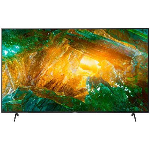 Телевизор Sony KD75XH8096BR2 чёрный черного цвета