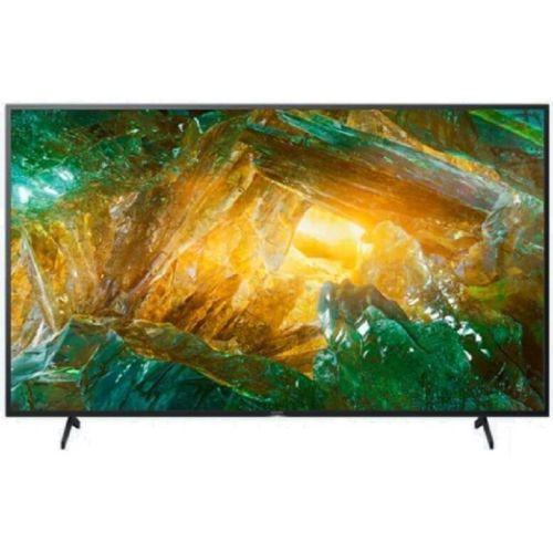 Телевизор Sony KD-43XH8005 чёрный черного цвета