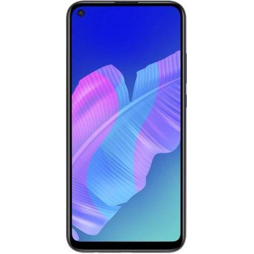 Смартфон Huawei P 40 lite E black черного цвета