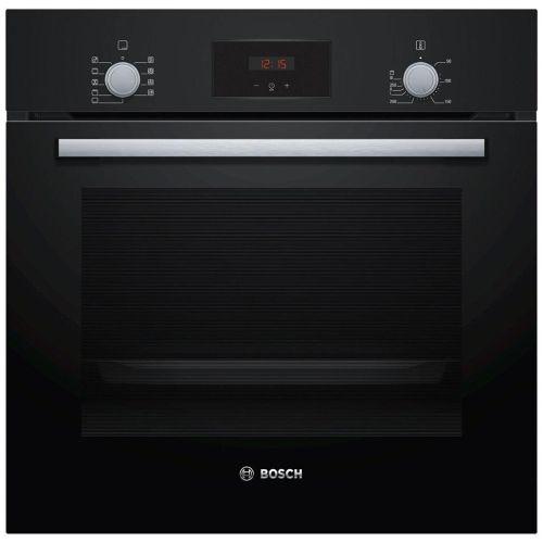 Электрический духовой шкаф Bosch HBF134EB0R чёрный черного цвета