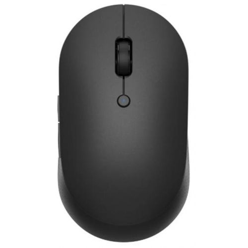 Мышь беспроводная Xiaomi Mi Dual Mode Wireless Mouse Silent Edition черный