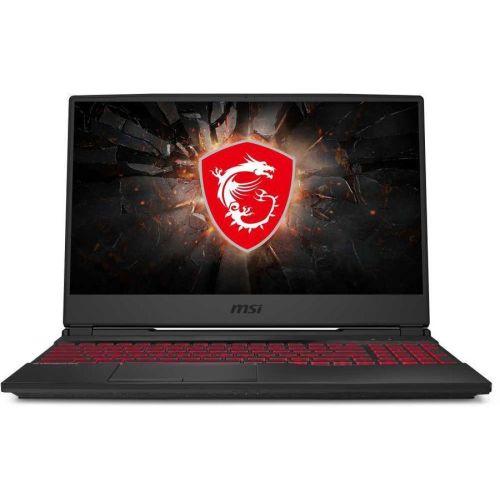 "Ноутбук MSI GL65 Leopard 10SDK-407XRU (Intel Core i5 10300H 2500MHz/15.6""/1920x1080/8GB/512GB SSD/DVD нет/NVIDIA GeForce GTX 1660 Ti 6GB/Wi-Fi/Bluetooth/DOS) чёрный"
