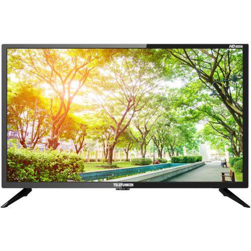 Телевизор Telefunken TF-LED24S11T2 чёрный черного цвета