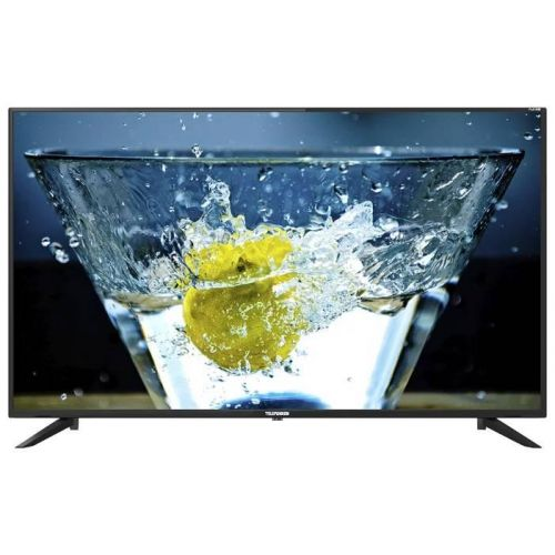 Телевизор Telefunken TF-LED43S07T2S чёрный черного цвета