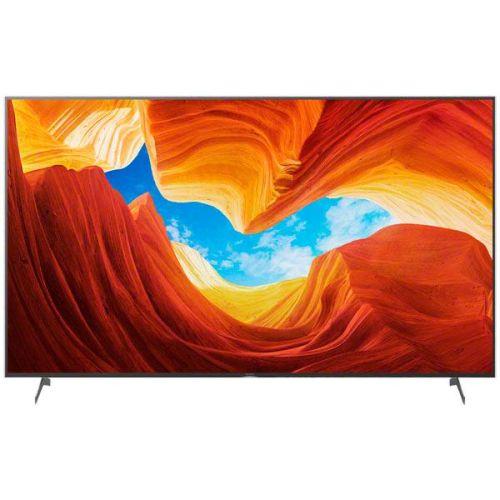 Телевизор Sony KD75XH9096BR2 чёрный черного цвета