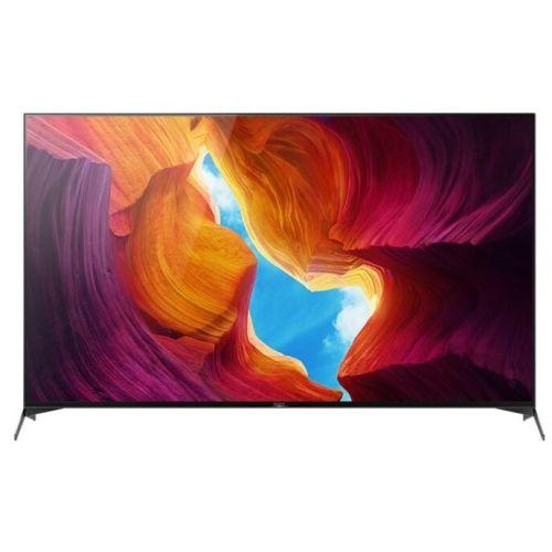 Телевизор Sony KD75XH9505BR2 чёрный черного цвета