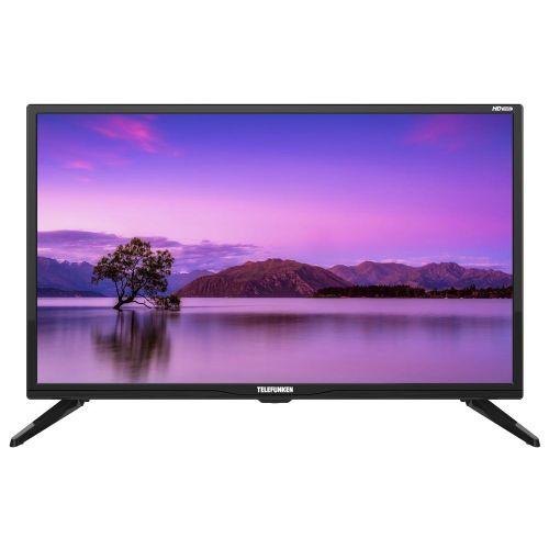 Телевизор Telefunken TF-LED24S08T2 чёрный черного цвета