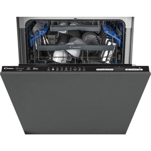 Встраиваемая посудомоечная машина Candy CDIN 1D672PB-07 белый белого цвета