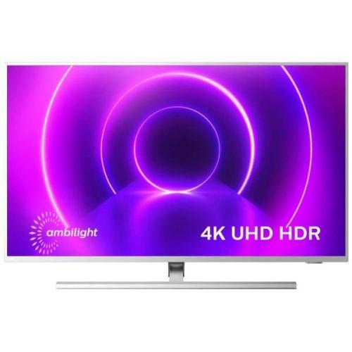 Телевизор Philips 50PUS8505/60 серебристый серебристого цвета