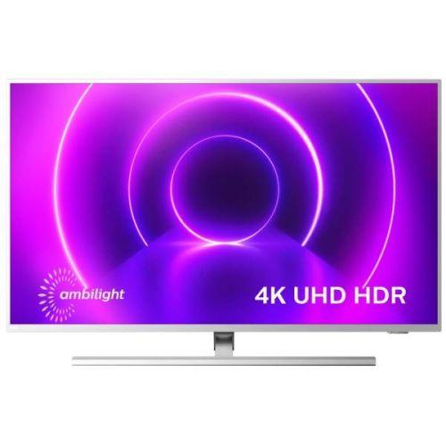 Телевизор Philips 58PUS8505/60 серебристый серебристого цвета