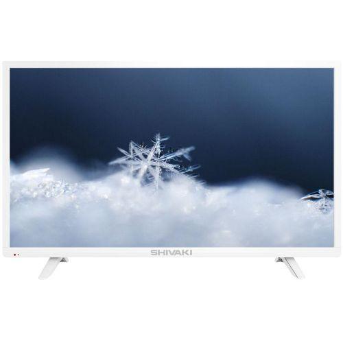 Телевизор Shivaki STV-28LED22W белый белого цвета