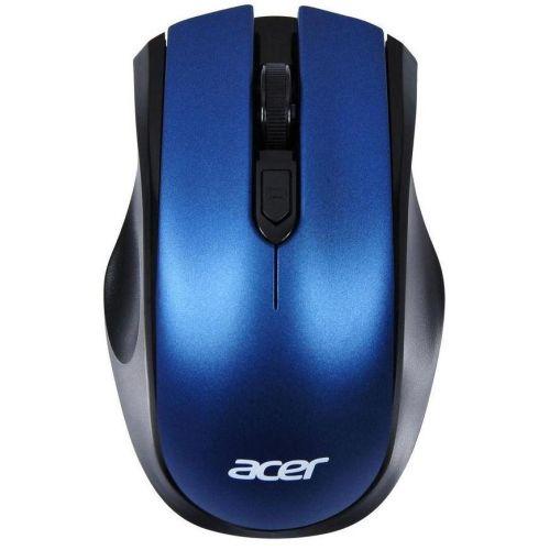 Мышь беспроводная Acer OMR031 черно-синий черно-синего цвета