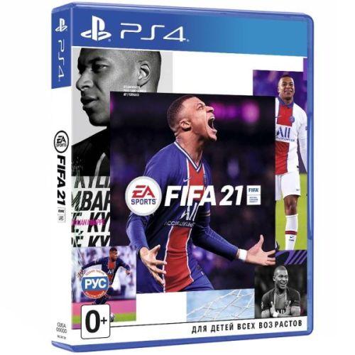 Игра для Sony PS4 FIFA 21, русская версия