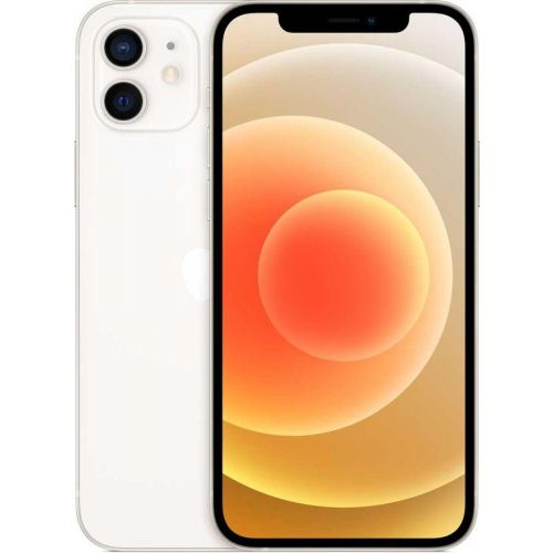 Смартфон Apple iPhone 12 128Gb white белого цвета