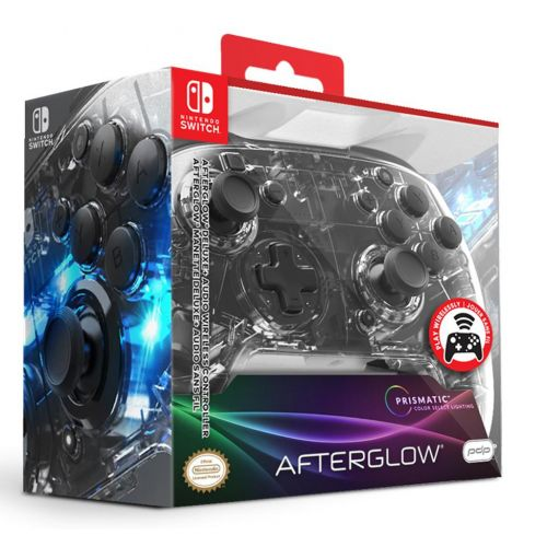 Геймпад беспроводной PDP Afterglow Wireless Deluxe