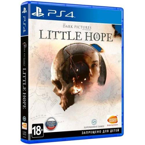 Игра для Sony PS4, The Dark Pictures: Little Hope, русская версия