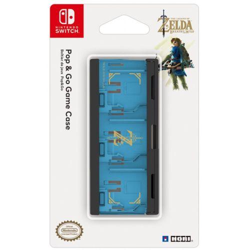 Кейс Hori Zelda для хранения 6 игровых карт для Nintendo Switch (NSW-097U)